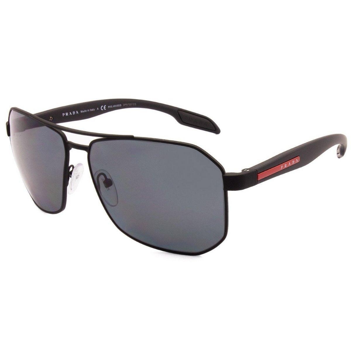 Óculos de Sol Masculino Prada Linea Rossa SPS 51V