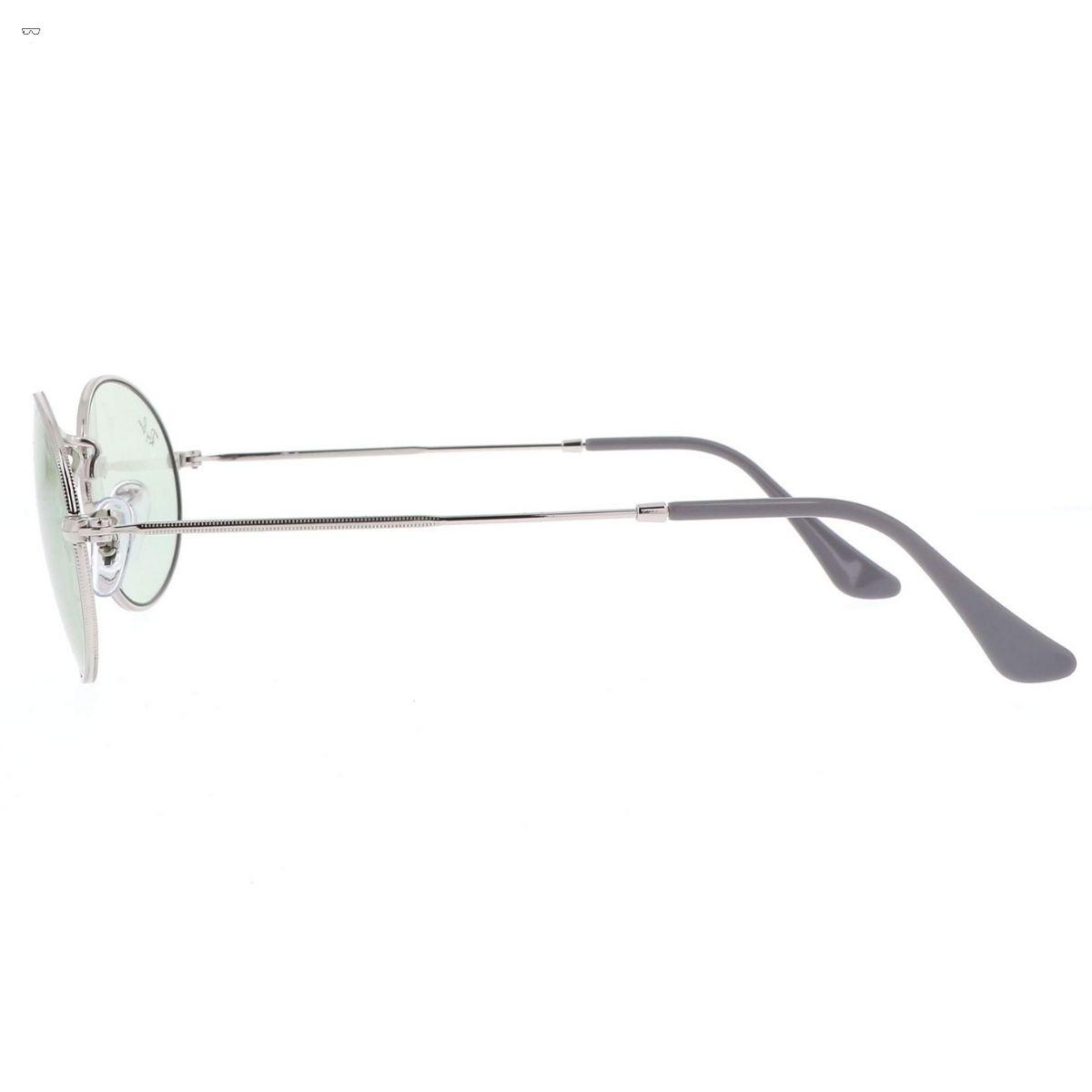 Óculos de Sol Ray-Ban Oval Evolve Verde