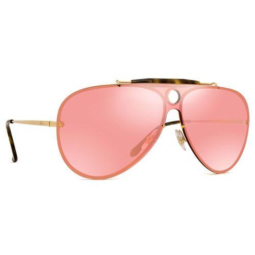 Óculos de Sol Unissex Ray-Ban Blaze Shooter Rosa