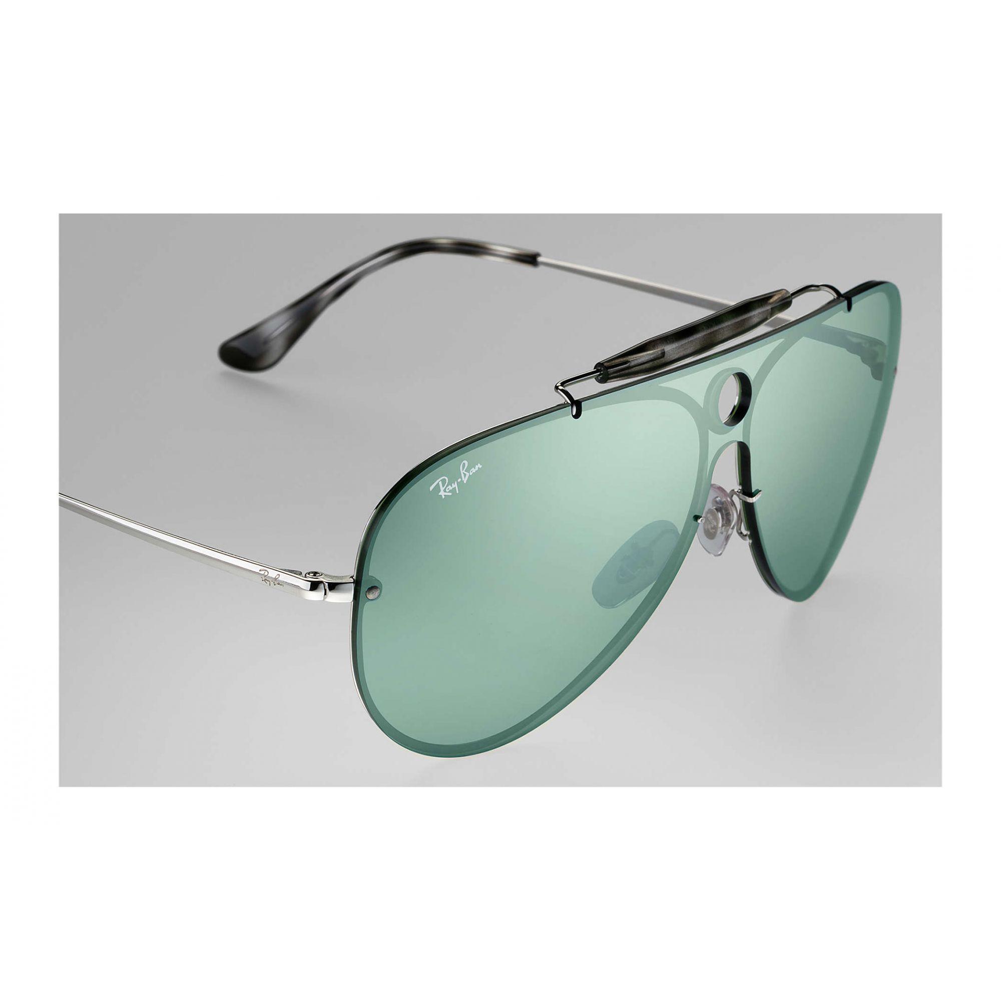 Óculos de Sol Unissex Ray-Ban Blaze Shooter Verde
