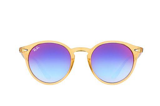 Óculos de Sol Feminino Ray-Ban RB2180 Amarelo