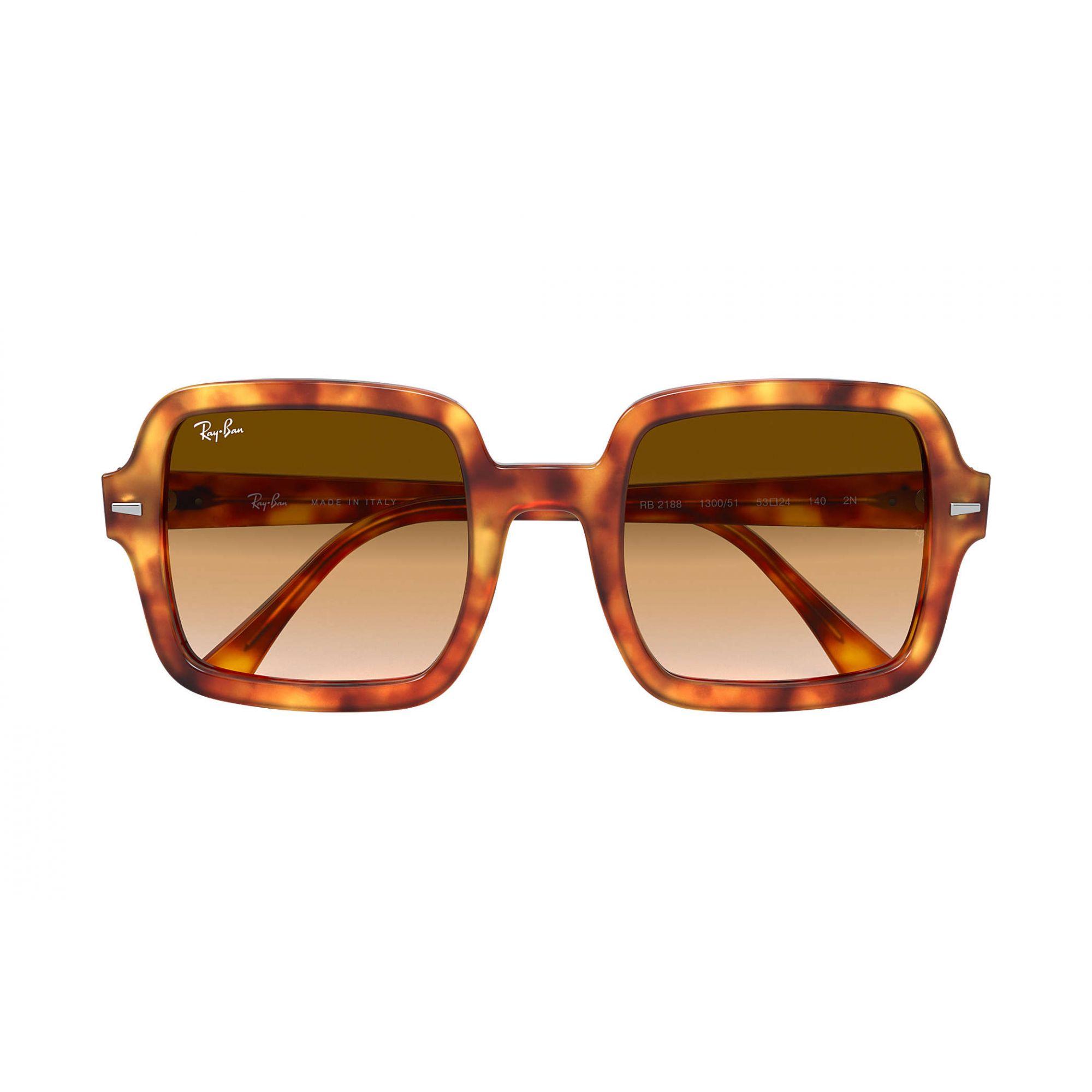 Óculos de Sol Ray-Ban RB2188 Tartaruga Claro