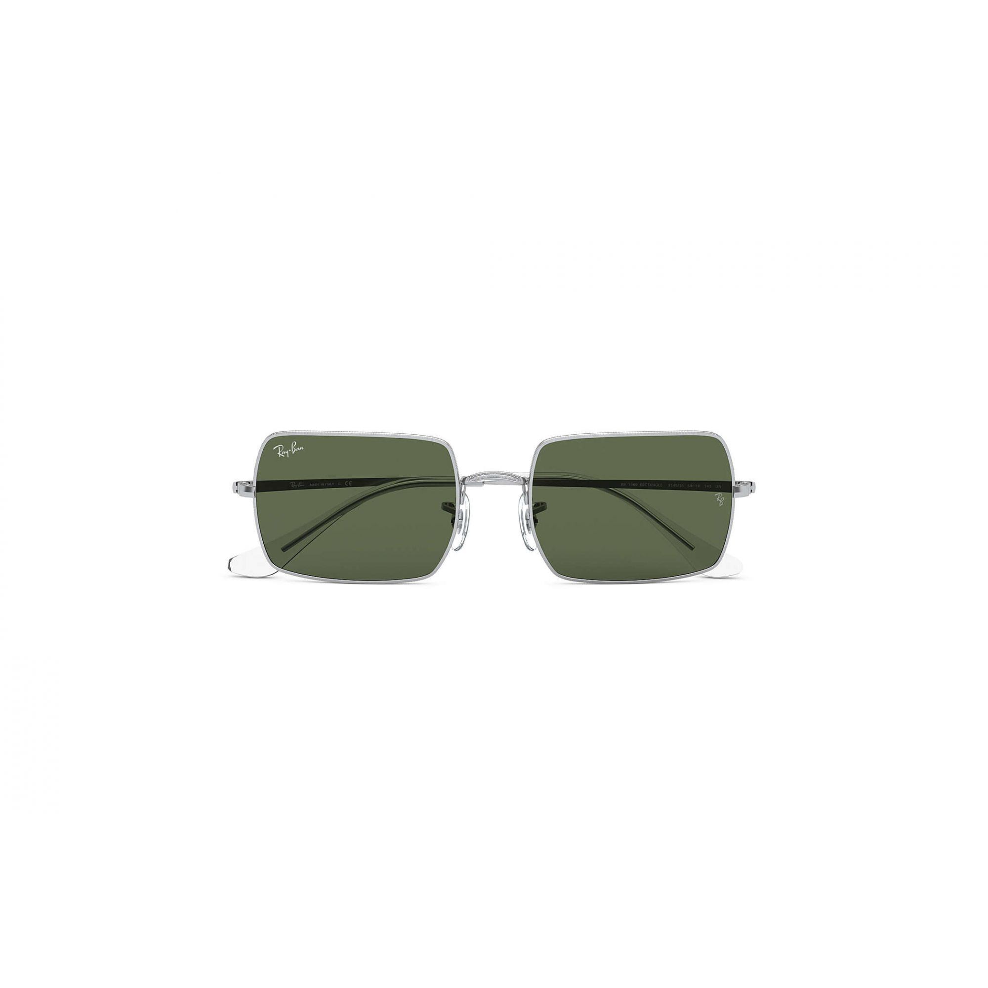 Óculos de Sol Ray-Ban Rectangle Prata
