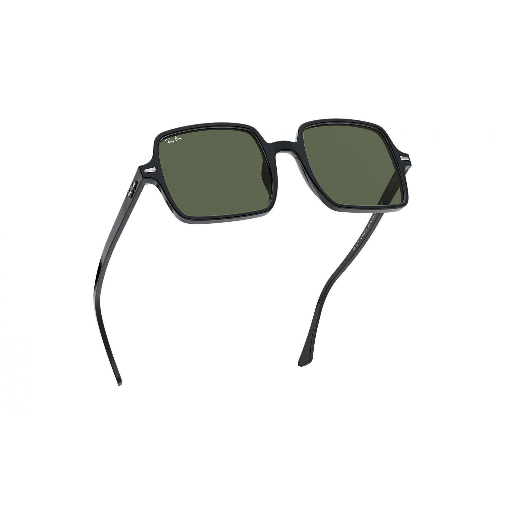 Óculos de Sol Ray-Ban Square II Preto