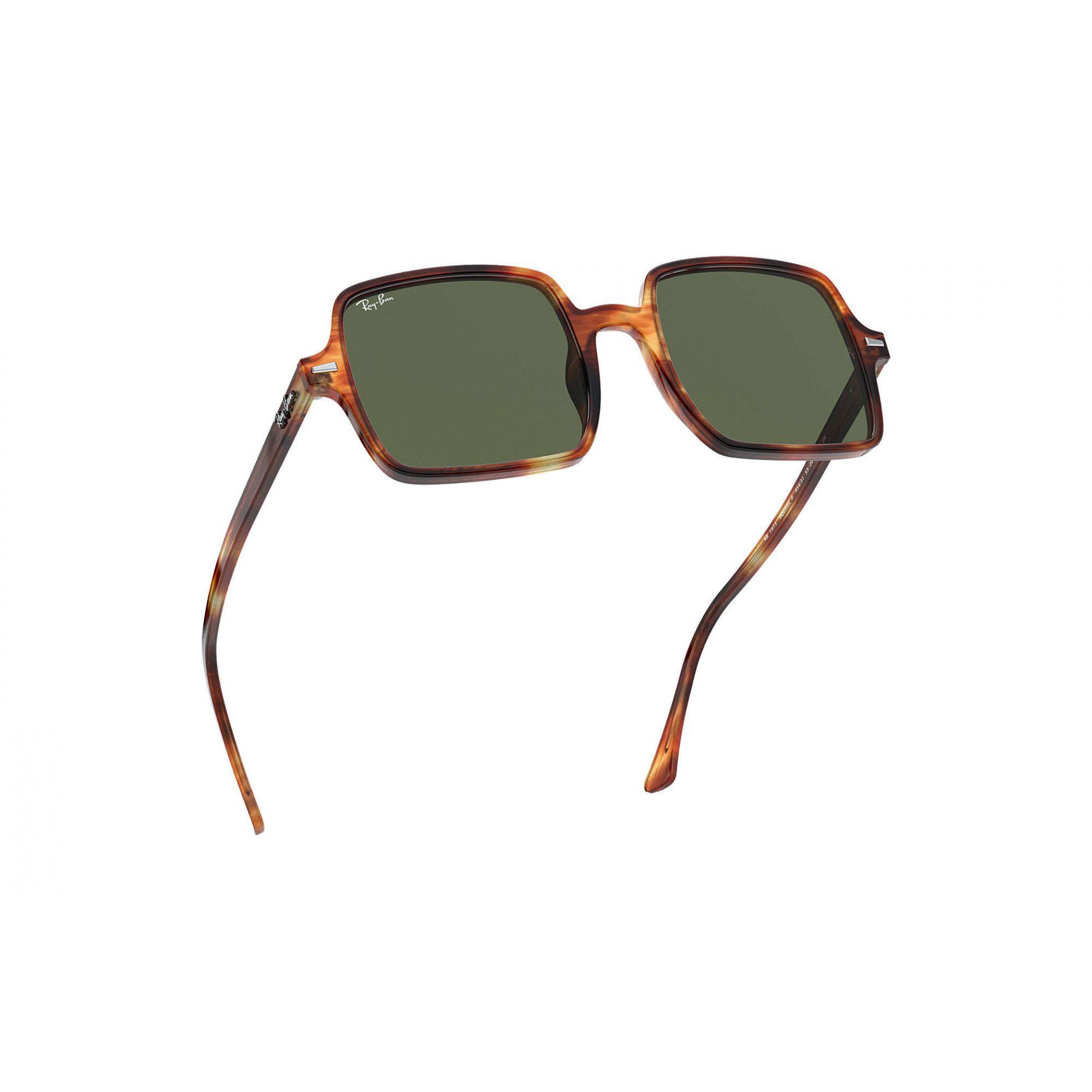 Óculos de Sol Ray-Ban Square II Tartaruga