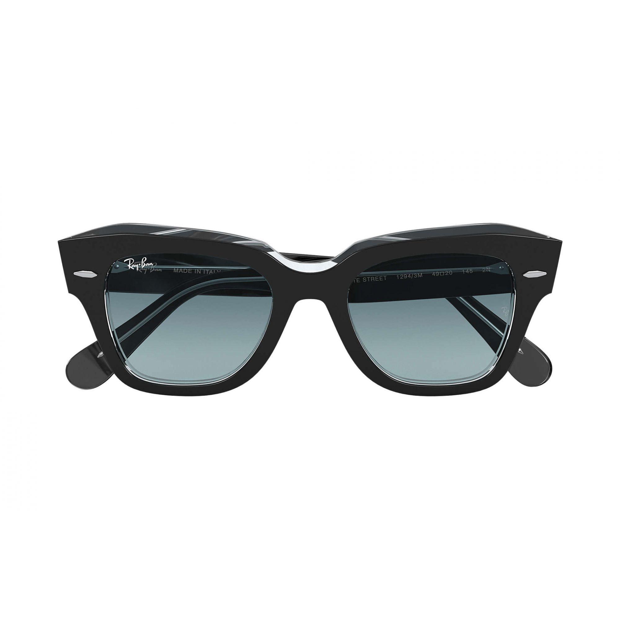 Óculos de Sol Ray-Ban State Street Preto