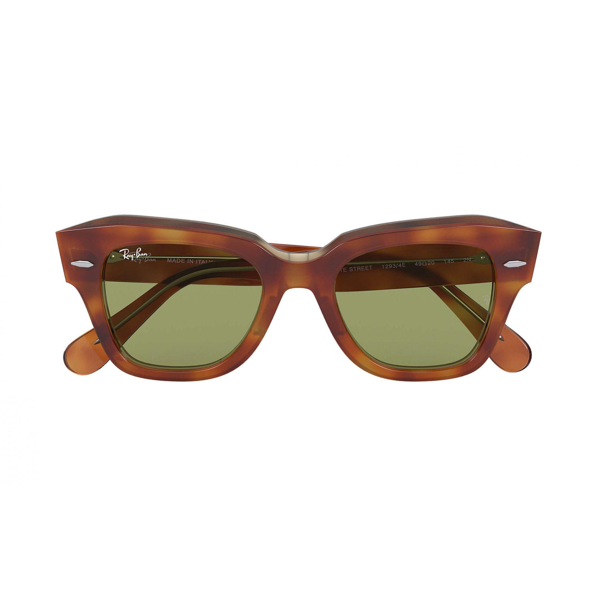 Óculos de Sol Ray-Ban State Street Tartaruga