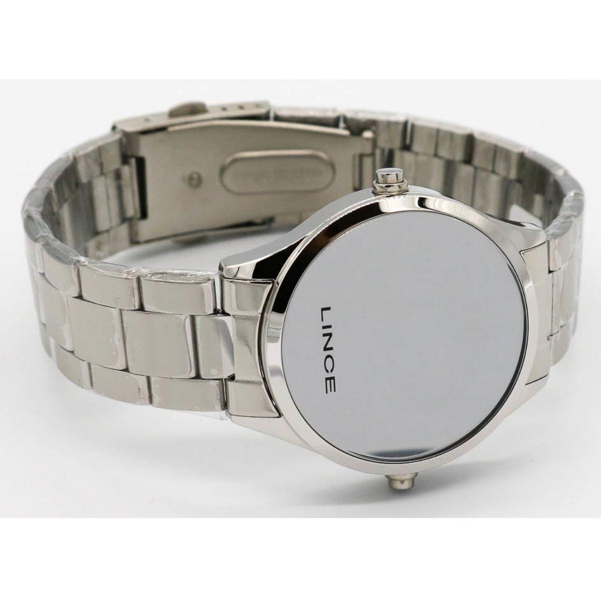 Relógio Feminino Lince Prata MDM4617L