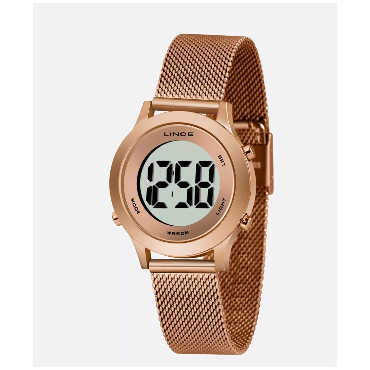 Relógio Feminino Lince Rosê SDPH113L