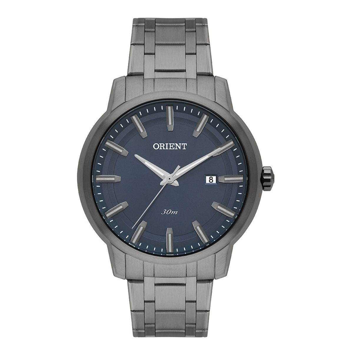 Relógio Masculino Orient  Chumbo