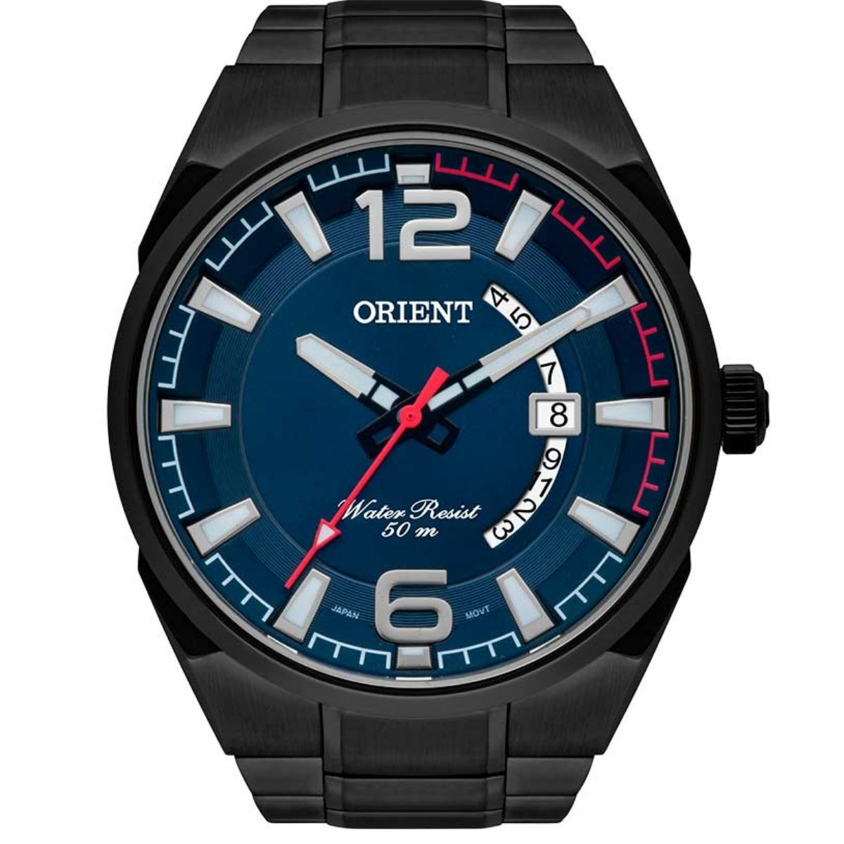 Relógio Masculino Orient  Chumbo MPSS1007