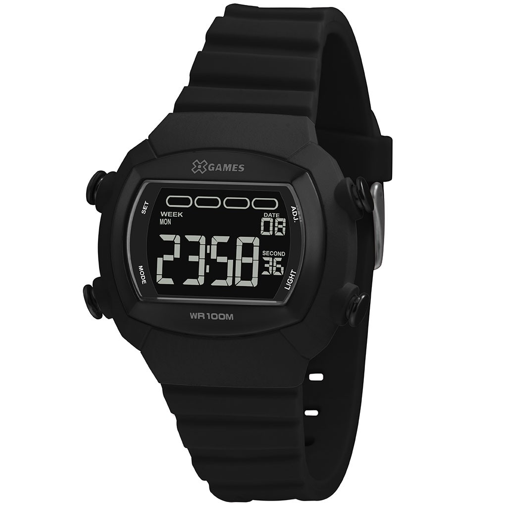 Relógio Masculino  X-Games XGPPD165 Preto