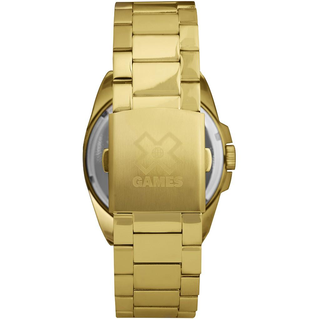 Relógio Masculino  X-Games XMGS1016 Dourado