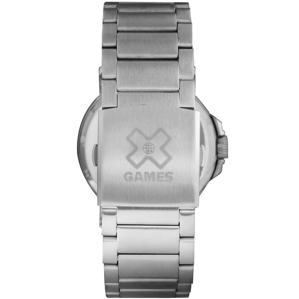 Relógio Masculino  X-Games XMSS1029  Prata