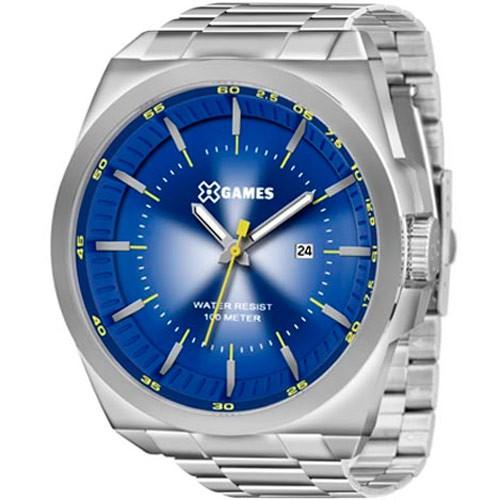 Relógio Masculino  X-Games XMSS1031 Prata