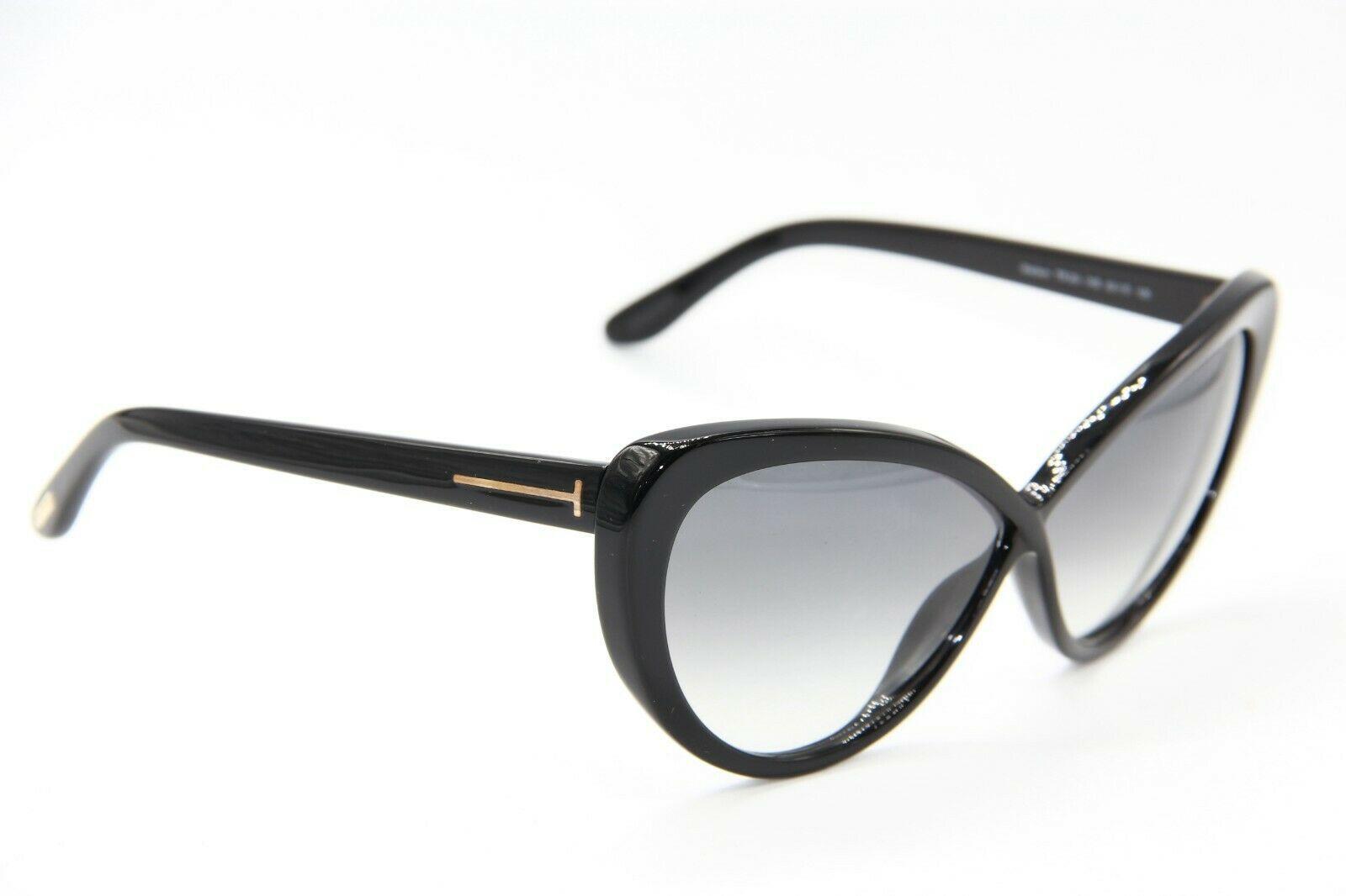 Óculos de Sol Tom Ford Madison TF 253F Preto
