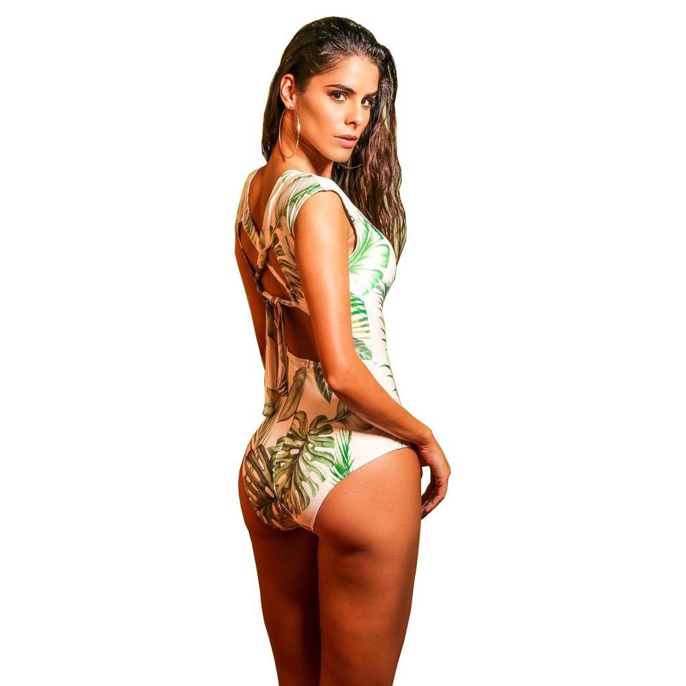 Maiô Camila Elegance