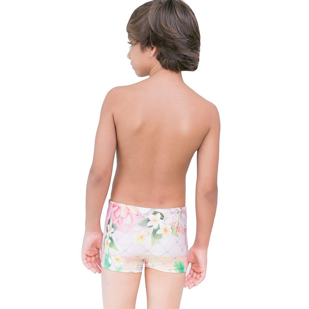 Sunga infantil moda praia 2019