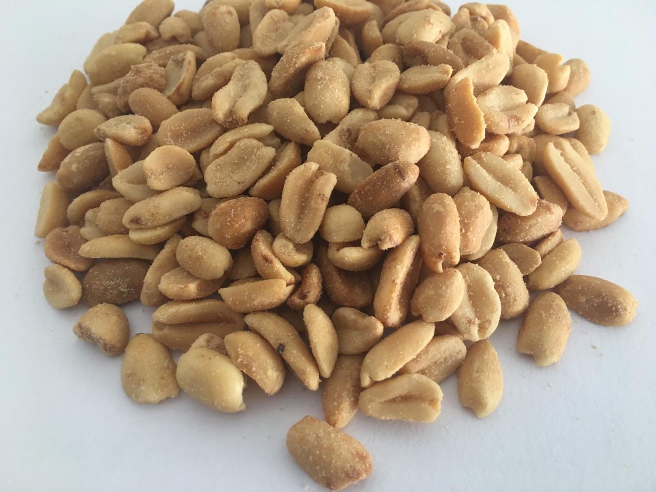 Amendoim Torrado sem Pele sem Sal - 500gr à 5kg
