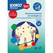 ED21021 Livro Formas, Quantidades e Tamanhos