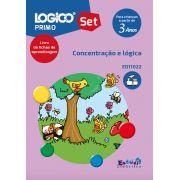 ED11022 Livro concentração e lógica