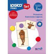 ED11023 Livro Primeiros Exercícios Lógicos