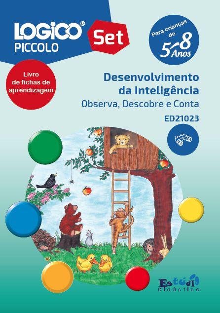 ED21023 Observa, Descobre e Conta