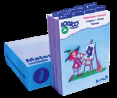 ED23030 Coleção Matemática Iniciação para LOGICO PICCOLO