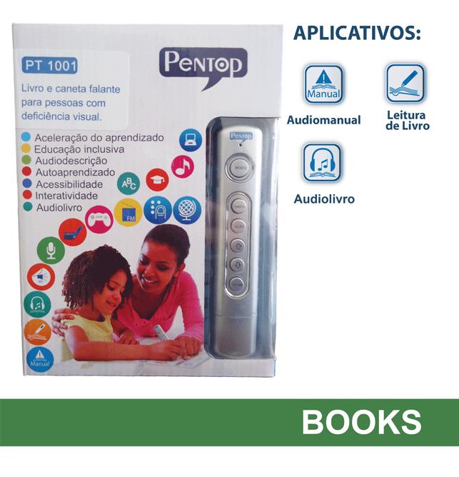 PT1002 PENTOP BOOKS