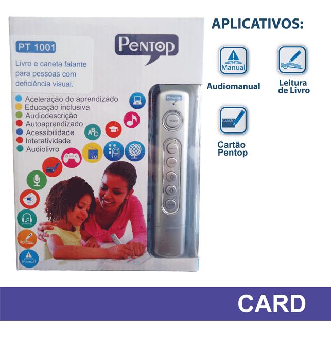 PT1005 PENTOP CARDS