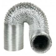 Duto Flexível De Alumínio 16 centímetro de diâmetro - 5Metro