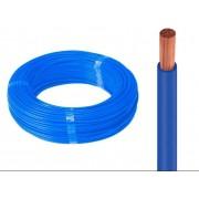 Fio Cabo Flexível 1,5mm azul 50 Metros