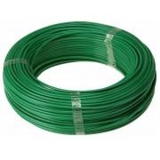 Fio Cabo Flexível 1,5mm verde 1 Metro