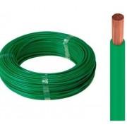Fio Cabo Flexível 1,5mm verde 50 metros