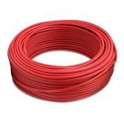Fio Cabo Flexível 1,5mm Vermelho 100 Metro