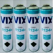 Kit 4 latas de gás r134a Vix 750g