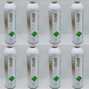 kit 8 latas de gás R22 900g - Dugold Promoção