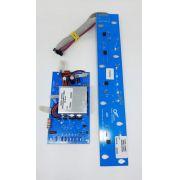 Kit Placa Potencia + Interface Brastemp Bwm08 Bwc06a - Smart Turbo 8kg 326038034 - 326037029 Alado