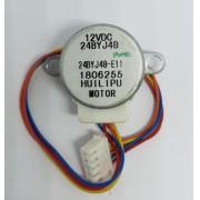 Motor De Aleta Evaporadora 9.000 A 12.000 Btus Agratto Fit Ccs9 Ccs12 Original