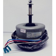 Motor Ventilador Condensadora 24.000 30.000btus Midea Mse Hr Cr (Usado)