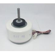 Motor Ventilador Evaporadora 18.000 Btus Agratto Fit Ccs18 Original