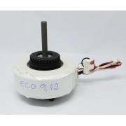 Motor Ventilador Evaporadora 9.000 A 12.000 Btus Agratto Eco Ecs9 Ecs12 Original