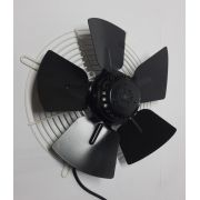 Motor Ventilador Soprador + Grade Fixa Elgin 9000 Btus 127v