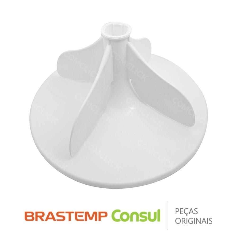 Agitador Inferior Consul/ Brastemp Original 326006286