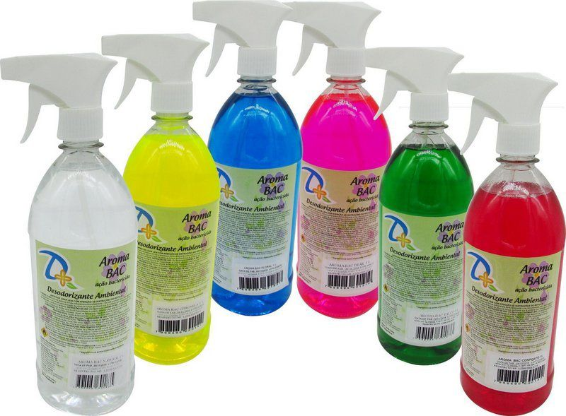 Bactericida Aroma D+  1 Litro