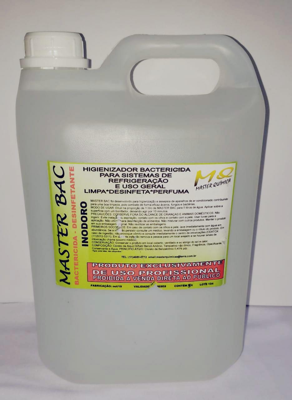 Bactericida Aroma D 5 litros Inodor