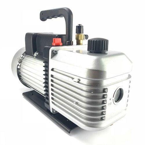 Bomba De Vácuo 12cfm 1hp Bivolt Duplo Estágio Tipi Bi-volt