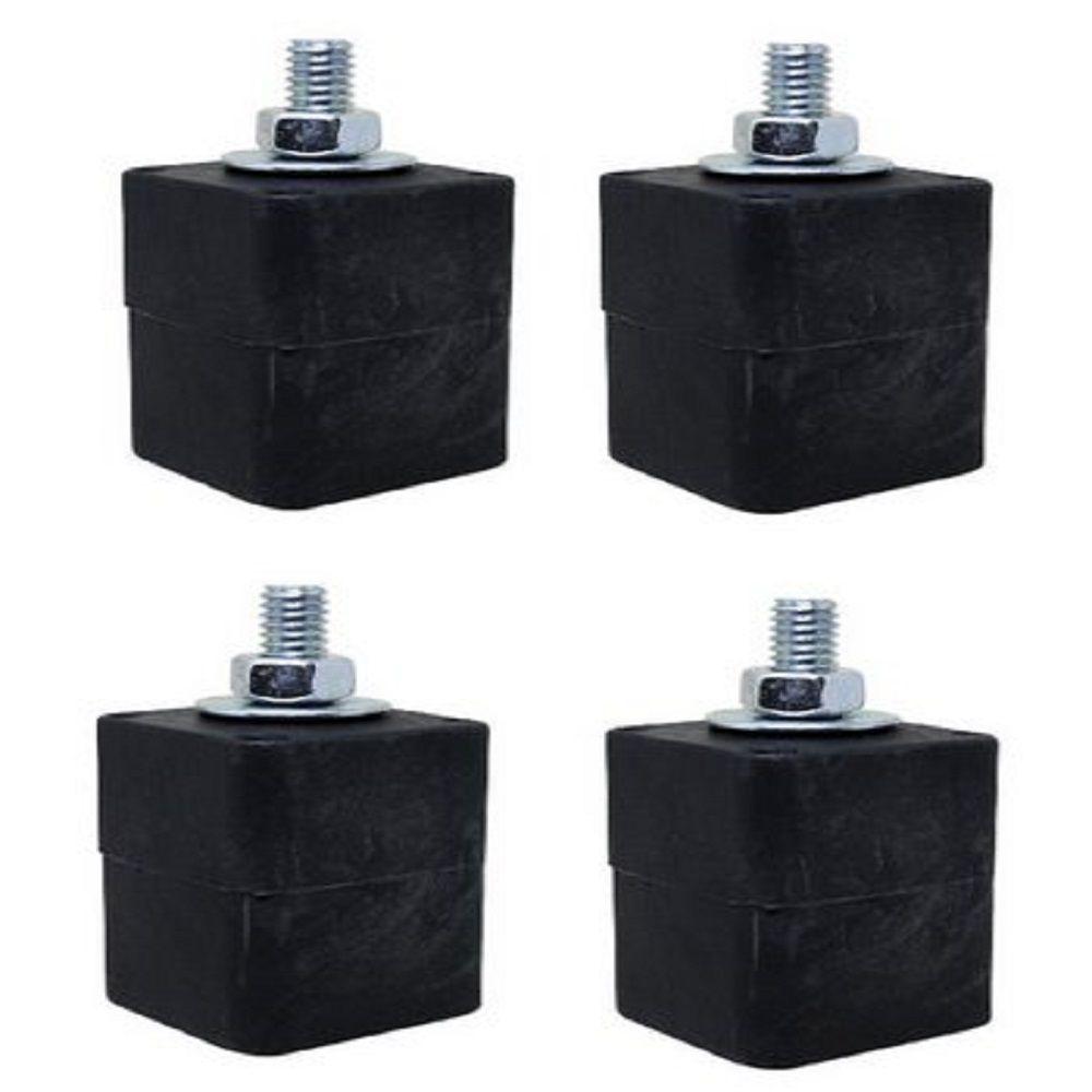 Calço de Borracha Mini para Condensadora 4 Unidades