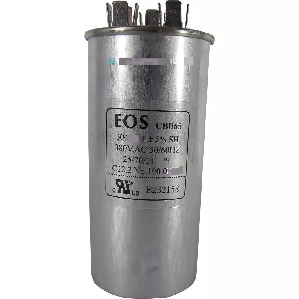Capacitor 30MFD 440V EOS