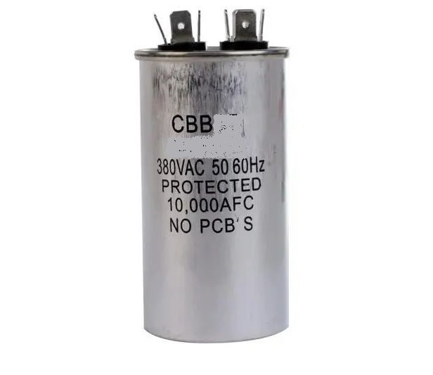 Capacitor Partida Ar Condicionado 25+3 Uf 380